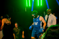 Fight 5 - The Rock White Collar Boxing 2019