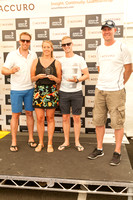Jersey Triathlon  - Prize Giving