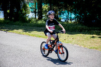 Cycle and Transitions By TW Years 4 and 5 Vistra Jersey Kids Triathlon 2017